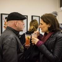 Astrid Schulz at Flaxon Ptootch 11/12/14